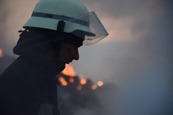 В Украине объявлен чрезвычайный уровень пожарной опасности – ГСЧС