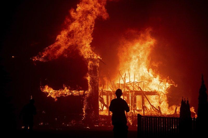 На Николаевщине на пожаре 82-летний мужчина получил ожоги 90% тела