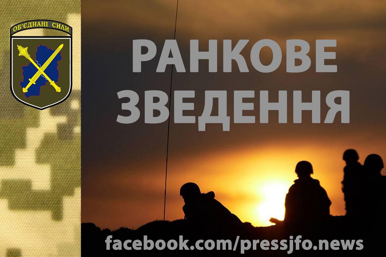 Сутки в зоне ООС: два обстрела под Водяным и Марьинкой и дистанционное минирование