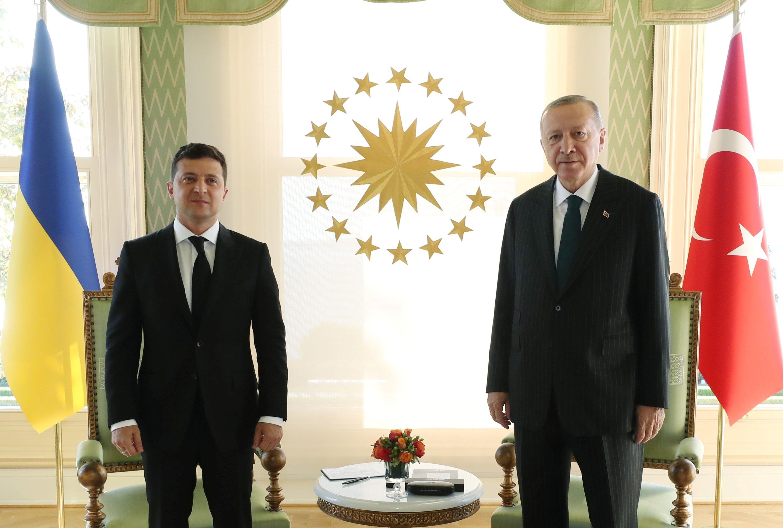 Зеленский пригласил Турцию присоединиться к Крымской платформе