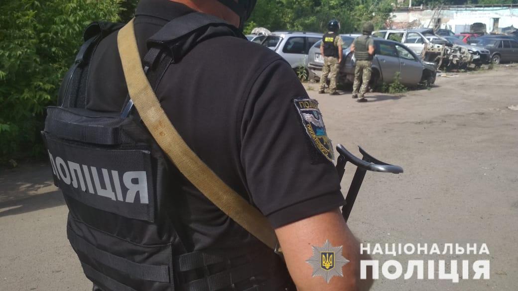 """""""Полтавский террорист"""" снова взял в заложники полицейского. Его застрелили"""