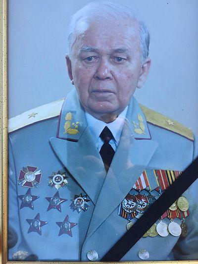 В Николаеве умер ветеран Второй мировой войны Василий Казачек – на похороны ветерана не пришел ни один представитель власти