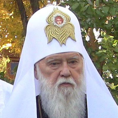 «Побеждает не оружие, а дух», – Патриарх Филарет заложил в Мешково-Погорелово храм и пообещался с бойцами АТО