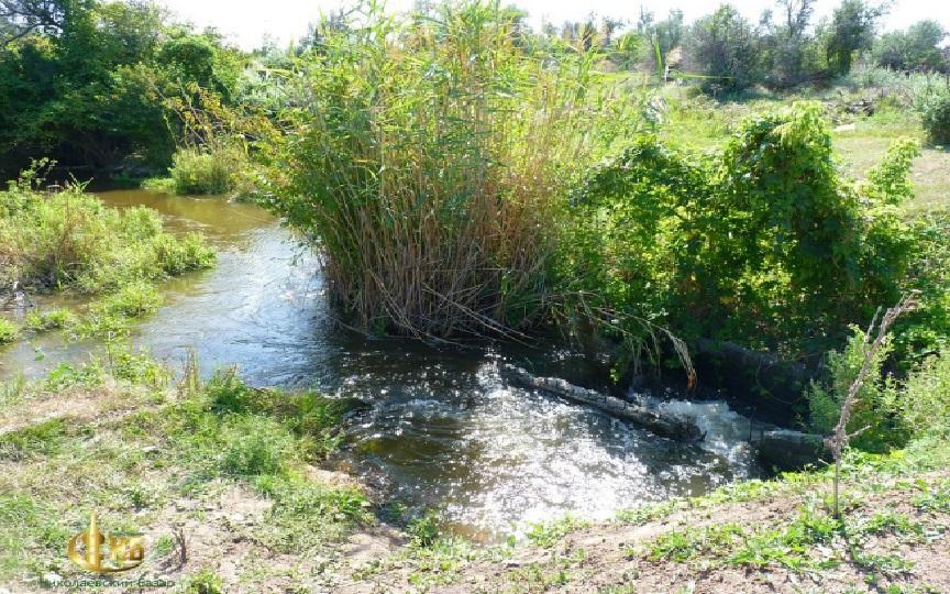 В Николаеве углубили и почистили часть реки Витовка.