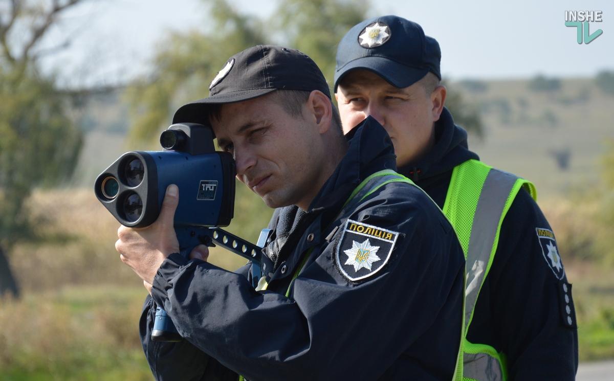 На Николаевщине стартует месячник безопасности дорожного движения