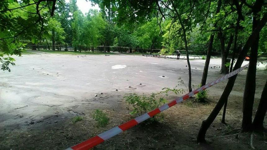 В Николаеве жители обеспокоились «пропажей» спортплощадки в парке «Лески» – в ДЖКХ дали ответ