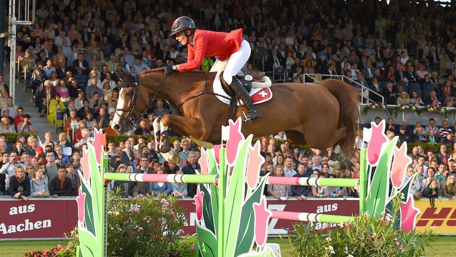Швейцарскую наездницу, которую на два года отстранили от соревнований из-за допинга, обнаруженного в организме ее лошади, оправдал суд