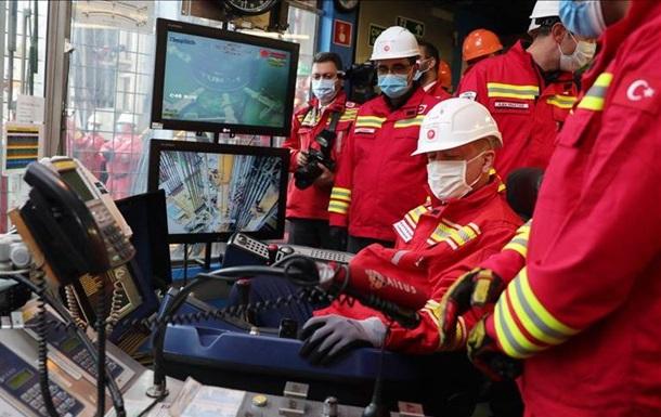 Турки нашли в Черном море новые запасы газа