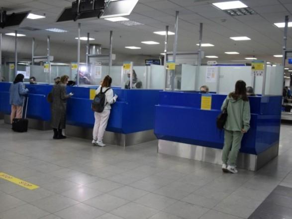 За сутки самолетами из Казахстана, Туниса, США и Эстонии прибыло 500 украинцев