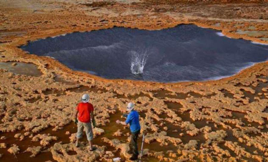 Ученые показали самое безжизненное место планеты