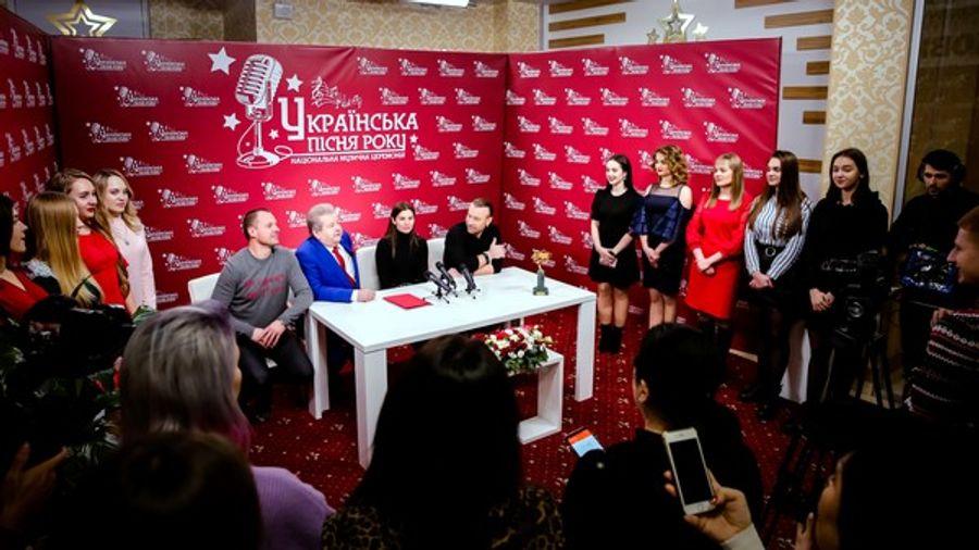 Михаил Поплавский и Олег Винник назвали дату выхода «Української пісні року»