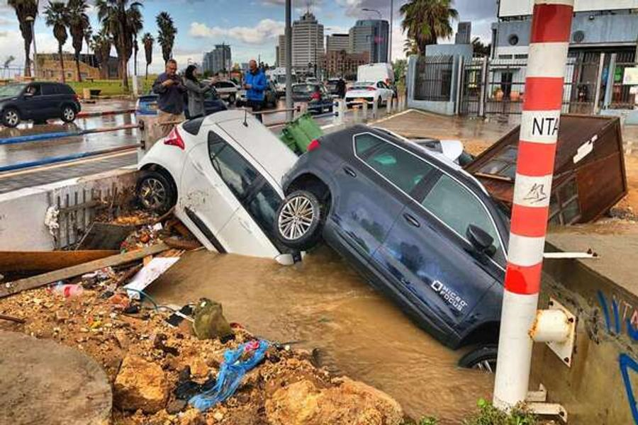 Последствия потопа