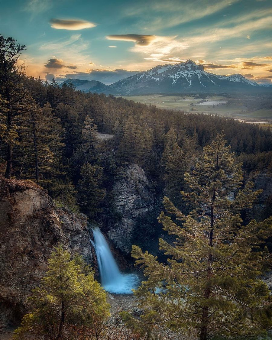 Красота природы Канады на снимках Stacy William Head