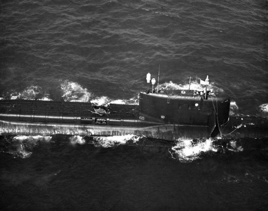 Атомные субмарины, которые угрожают мировому океану