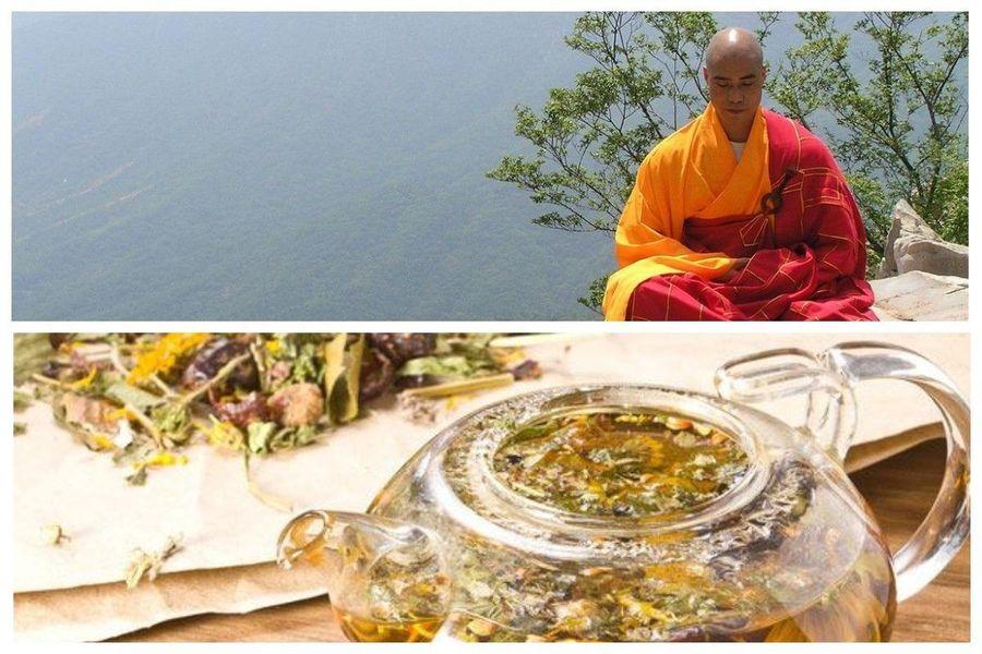 Тибетский настой на 4х травах очистит и перезапустит организм