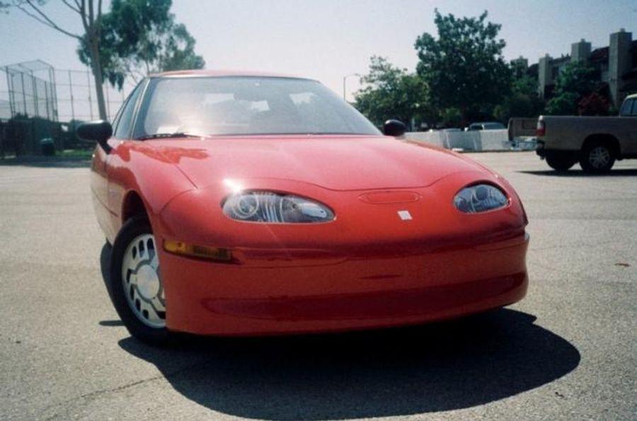 General Motors EV1 — первый современный серийный электрокар