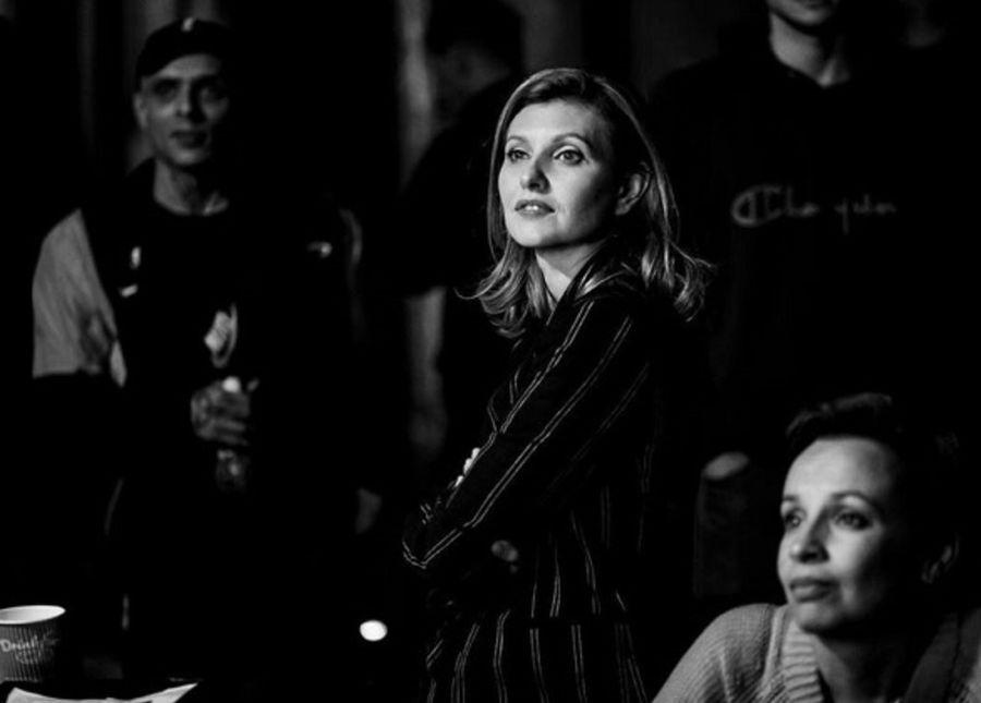 Елена Зеленская показала настоящие эмоции на концерте