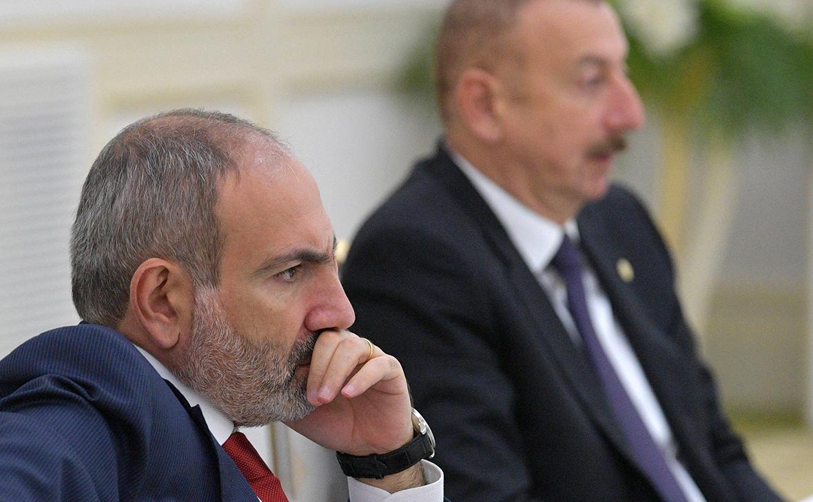 Лидеры Армении и Азербайджана готовы провести в Москве переговоры о ситуации в Нагорном Карабахе