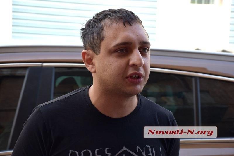 Дело Казимирова, который в Николаеве после смертельного ДТП ездил без прав и «под кайфом», в суде