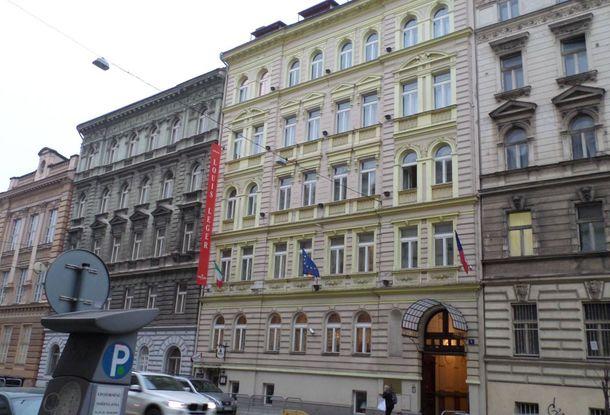 В Праге открыли первый отель для инфицированных Сovid-19