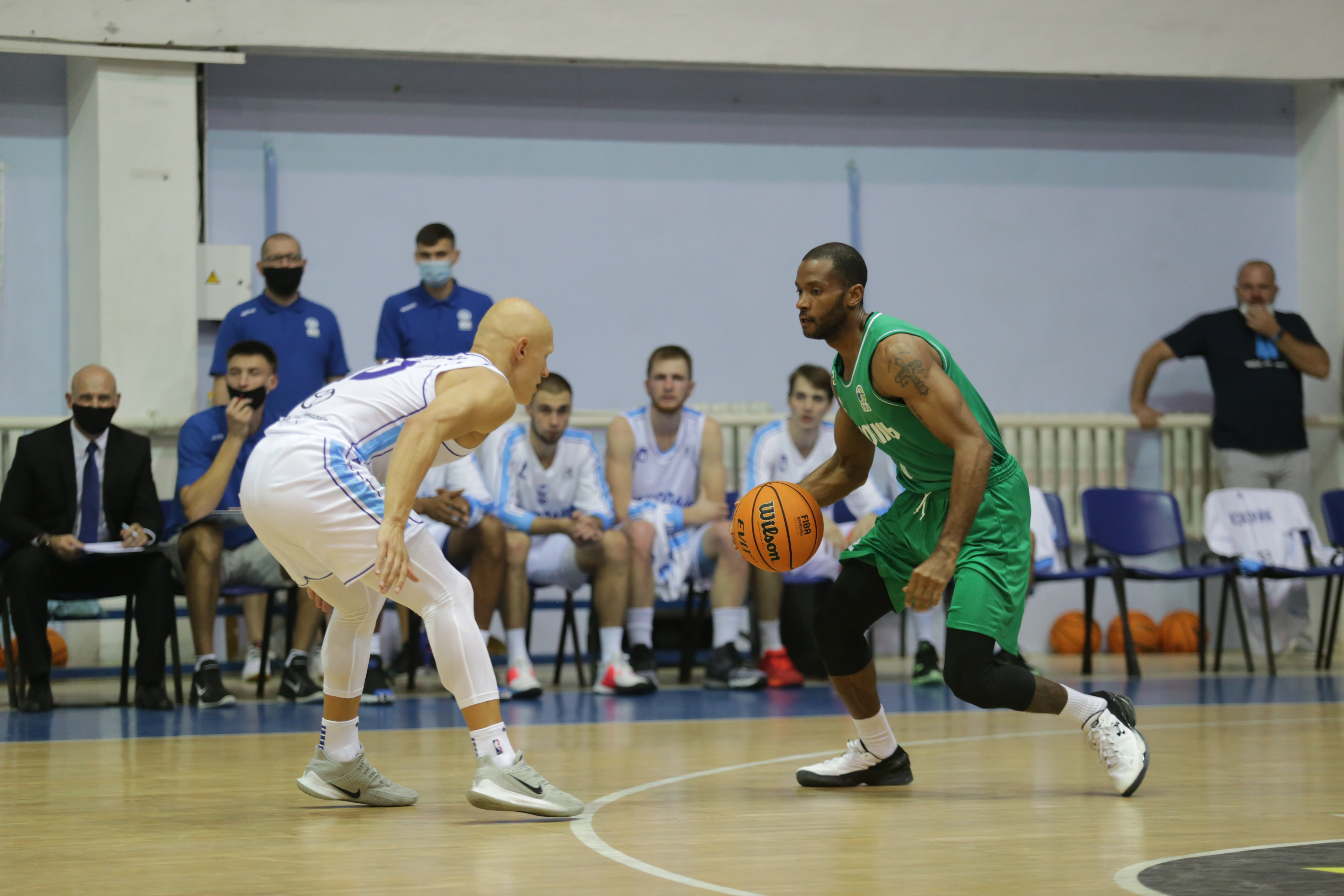 МБК «Николаев» начал сезон с разгромного поражения, уступив «Тернополю» дома