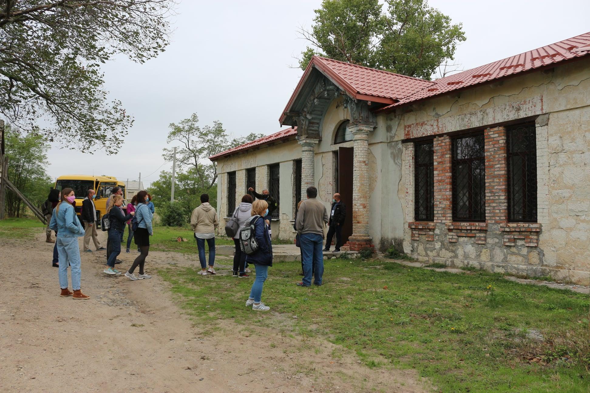 На Миколаївщині у відомому регіонально-ландшафтному парку стартували Екологічні читання