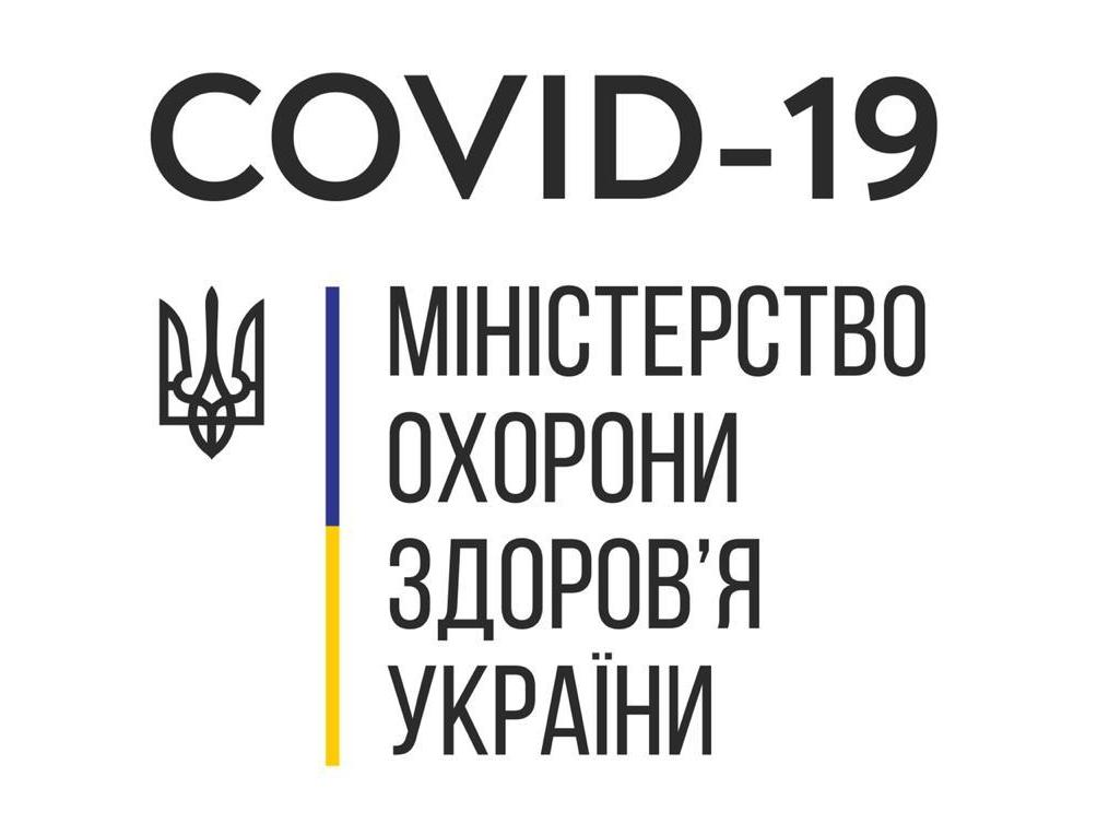 В Украине 20580 случаев COVID-19. Сводка по областям